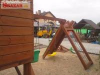 Krásne kvalitné nové detské ihrisko preliezač 244957
