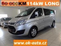 Ford Tourneo Custom 2.2TDCI NAVI 114 kW 9MÍST LON 244966