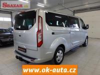 Ford Tourneo Custom 2.2TDCI NAVI 114 kW 9MÍST LON 244967
