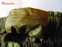 Originální kalhoty AČR, nepromokavé