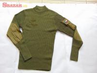 Různé vojenské oblečení - ARMÁDA ČR 245477