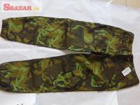 Maskáčové kalhoty a blůza vzor 95 AČR Zelené 245688