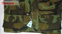 Dětská vesta v maskovacím provedení RIPSTOP 245713