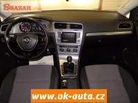 Volkswagen Golf VII 1.6 TDI NAVI 81 kW 6 RYCHLOST� 245720