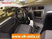 Volkswagen Golf VII 1.6 TDI NAVI 81 kW 6 RYCHLOST� 245721