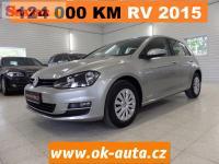 Volkswagen Golf 1.6 TDI PRAV.SER.VW ZÁRUKA KM 201
