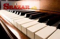 Výkup pianin a křídel – platím hotově
