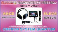 Diagnostický přístroj Oberon System Quantum