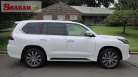 Used 2016 Lexus LX 570 Model SUV White 246342