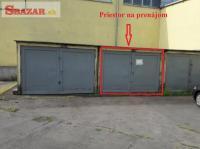 Výhodne prenajmeme garáž - Banská Bystrica