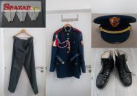 Originální uniforma Hradní stráže České rep 246423