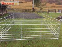 Na predaj nová ohrada pre ovce,kozy,somáre.