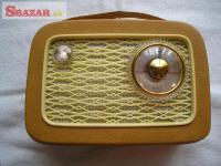 Tranzistorové rádio Tesla T 2800 B-Mír 247398