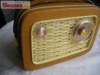 Tranzistorové rádio Tesla T 2800 B-Mír 247400