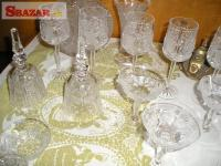 Broušené sklo. 247411