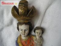 Madona s Ježíškem (Příbramská) 247418