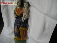 Madona s Ježíškem (Příbramská) 247419