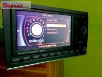 Audi A4 Navigation Plus.
