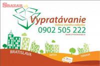 Vypratavanie Bratislava