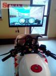 Trenažer motocykl 248379