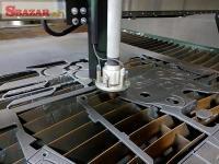 CNC Plazma ploter, 4D rotačná osa, pálenie Jäc 248399