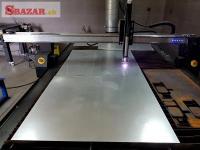 CNC Plazma ploter, 4D rotačná osa, pálenie Jäc 248401