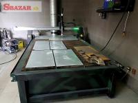 CNC Plazma ploter, 4D rotačná osa, pálenie Jäc 248402