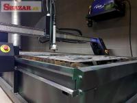 CNC Plazma ploter, 4D rotačná osa, pálenie Jäc 248403