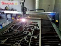CNC Plazma ploter s 4D rotačnou osou aj pre trubk 248636