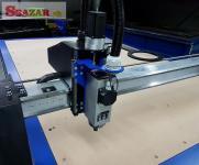 3D CNC Frezka s vákuovým držaním materiálu 248644