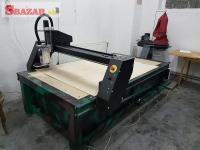 3D CNC Frezka s vákuovým držaním materiálu 248646