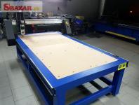 3D CNC Frezka s dúchadlom k prichyteniu materiál