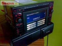 Volkswagen Orig.Navigace MFD + CD Měnič na 6CD. 248857