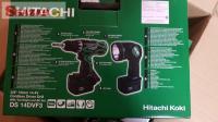 Aku šroubovák HITACHI, DS14DVF3