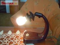Stolné lampy - retro