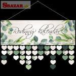 (037kl) Rodinný kalendár- Eukalyptus