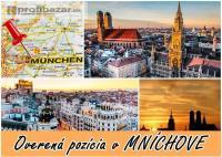 Opatrovanie v overenej rodine v Mníchove