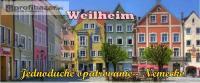 Ľahké opatrovanie vo Weilheim
