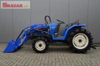 Is.eki Si.al 2c1FcV Malotraktor , 4x4, 250783