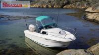 Jeanneau Merry Fisher 480 / Rybárska loď