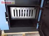 Oceľový teplovodný kotol KTherm SB na tuhé pal 251241