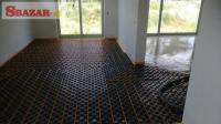 Podlahové kúrenie, potery