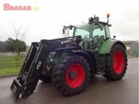 Prodám  traktor F.ENDT 72c0c VARIOv top stavu