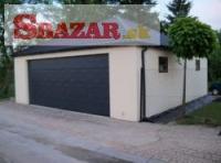 Montovaná garáž s omítkou - celá SR 252781