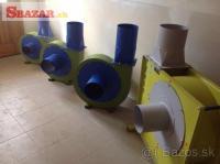 Odsávanie pilín prachu vzduchu Ergo-Tatry Profi