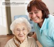 Seniorka z demenciou hľadá opatrovateľku
