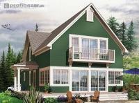 Nabídka pozemku, projektu a výstavby RD 5+1
