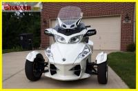 2013 Can-Am Spyder RT SE5 LIMITED, Stav mincovne. 254371