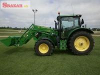 Traktor Joh.n Dee.re 61c30cV s nakladačom