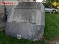 Koupím plachtovou skladací garáž